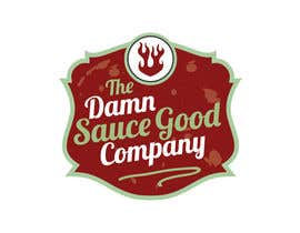 #5 cho Design a Logo for Damn Good Sauce bởi mekuig