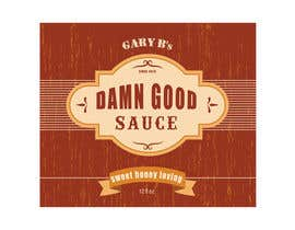 #82 for Design a Logo for Damn Good Sauce af MagicVector