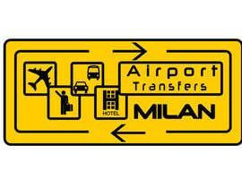 Nro 65 kilpailuun Logo design for Airport Transfers käyttäjältä netbih
