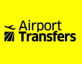 #105 para Logo design for Airport Transfers por mvittoriabenatti