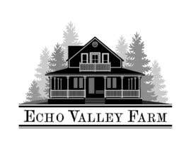 #249 untuk Logo Design for Echo Valley Farm oleh tikirilx