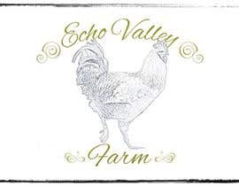 #262 para Logo Design for Echo Valley Farm por lilypond
