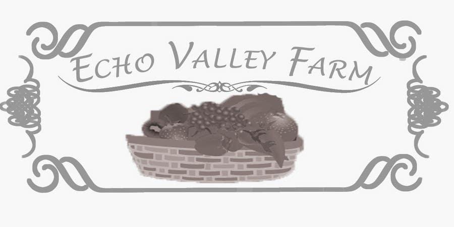 Конкурсная заявка №279 для Logo Design for Echo Valley Farm