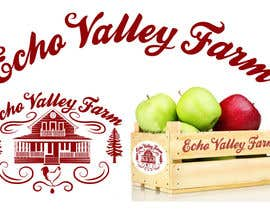 #520 para Logo Design for Echo Valley Farm por benpics