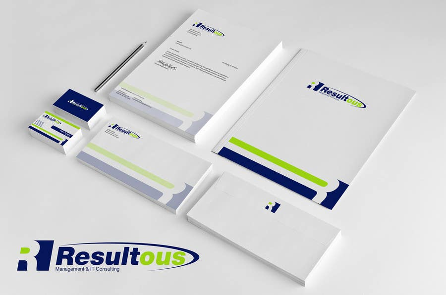 Konkurrenceindlæg #142 for Design a Logo for Resultous Management & IT Consulting