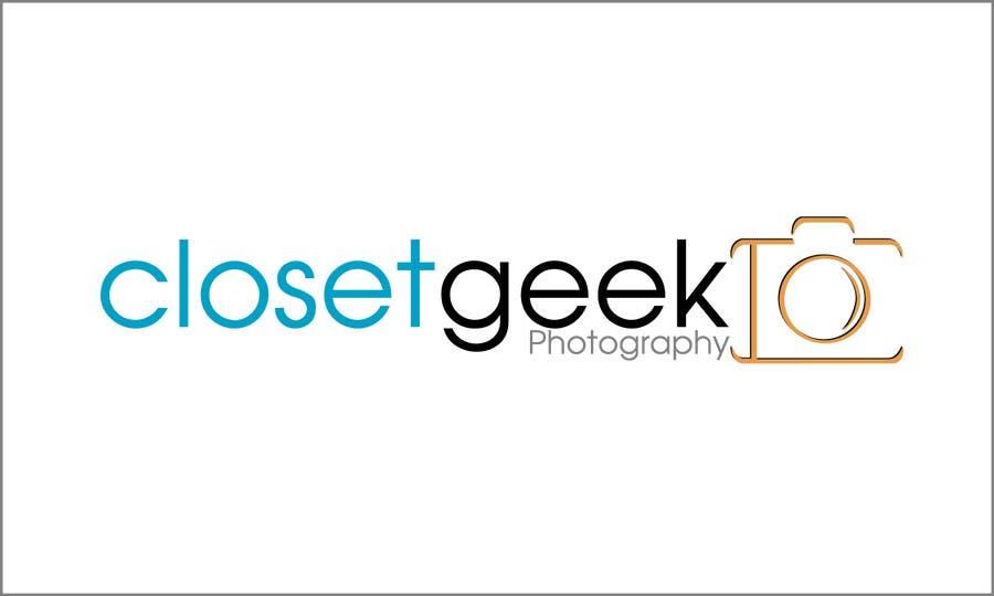 Inscrição nº 35 do Concurso para Design a Logo for Closet Geek