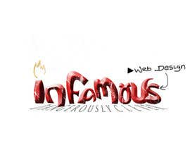 #130 for Logo Design for infamous web design: Dangerously Clever by queeny09