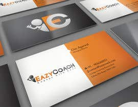 #2 para Design Business Card for Eazy Coach por midget