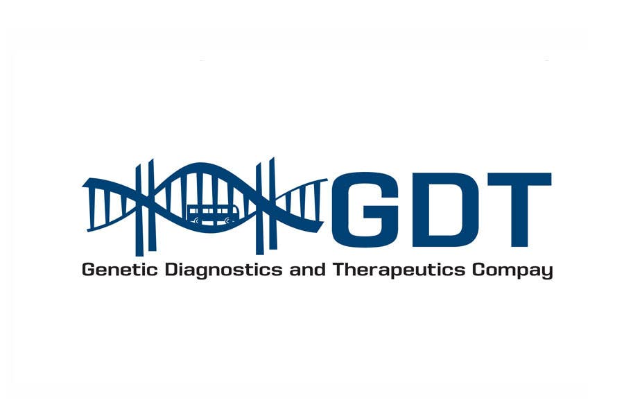 Contest Entry #19 for Logo Design for Genetic Diagnostics and Therapeutics Compay