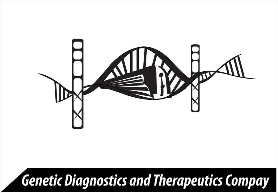Contest Entry #33 for Logo Design for Genetic Diagnostics and Therapeutics Compay