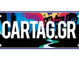 #91 for Design a Logo for CarTag.gr af dannnnny85