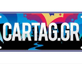 nº 92 pour Design a Logo for CarTag.gr par dannnnny85