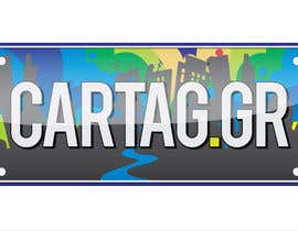 #96 for Design a Logo for CarTag.gr af dannnnny85