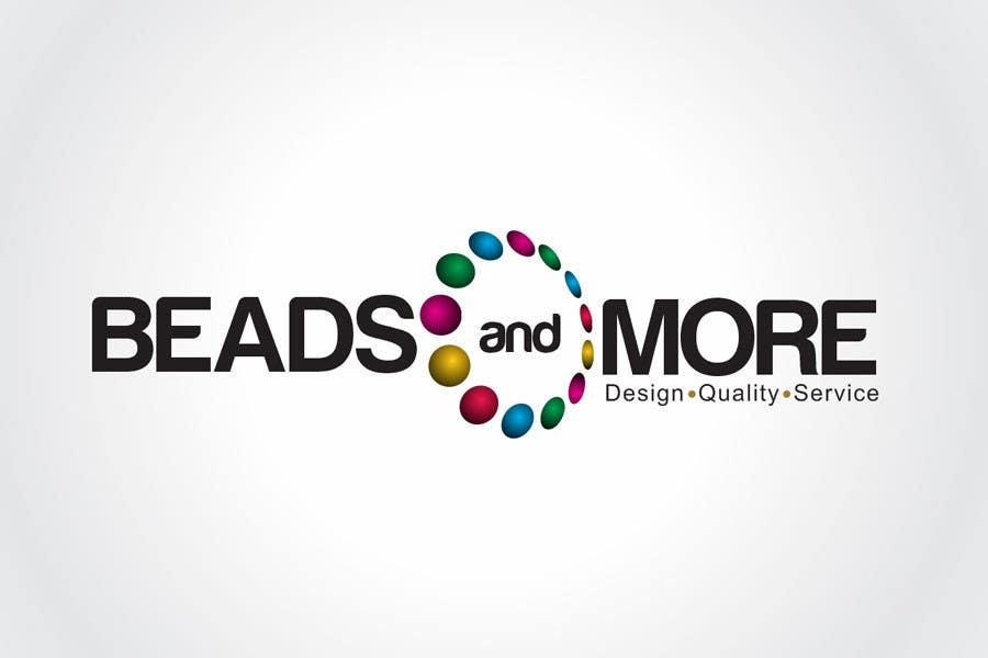 Konkurrenceindlæg #                                        180                                      for                                         Logo Design for Beads-and-More