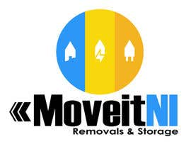 #9 para Design a Logo for MoveitNI por arnelclemente