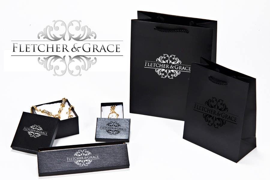 Penyertaan Peraduan #                                        451                                      untuk                                         Logo Design for Fletcher & Grace