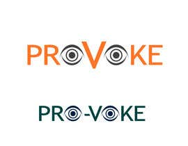 #22 para Design a Logo for PRO-VOKE por aziz98