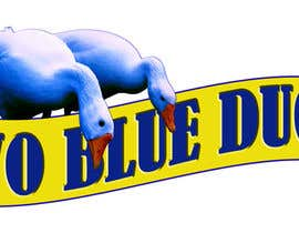nº 13 pour Design a Logo for two blue ducks bar and grill par Snap2Art