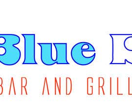 #23 for Design a Logo for two blue ducks bar and grill by tonydigby