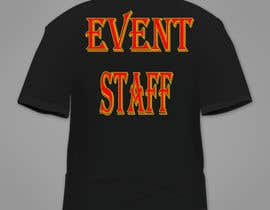#3 for Design a T-Shirt for staff. af tampacoder