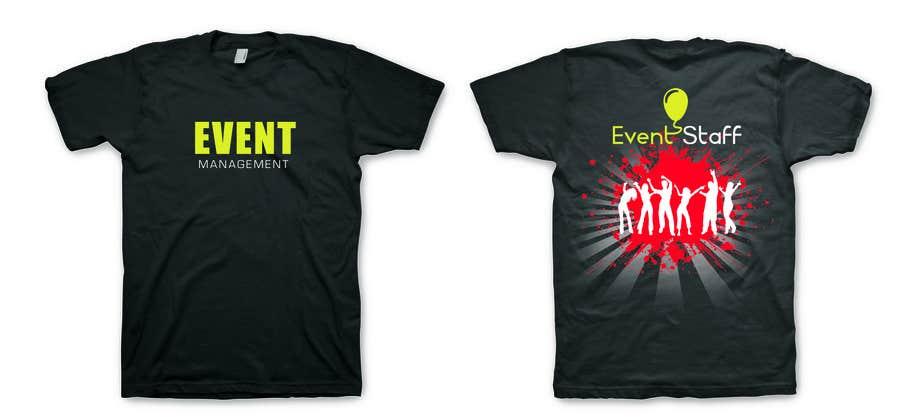 Konkurrenceindlæg #34 for Design a T-Shirt for staff.