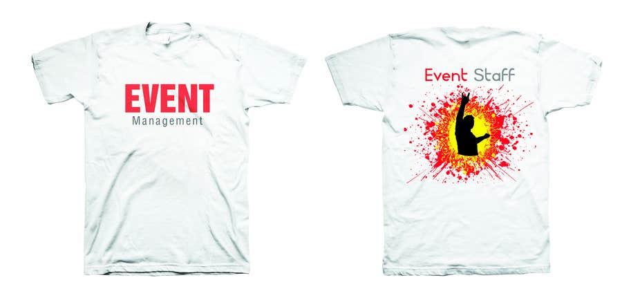 Konkurrenceindlæg #35 for Design a T-Shirt for staff.