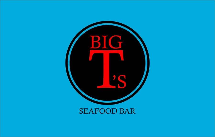 Kilpailutyö #9 kilpailussa Design a T-Shirt for Big T's Seafood
