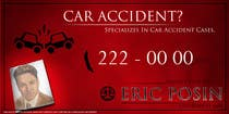 Graphic Design Contest Entry #137 for Design a billboard for Injury Attorney Eric Posin