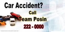 Graphic Design Contest Entry #83 for Design a billboard for Injury Attorney Eric Posin