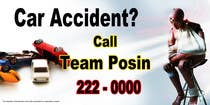 Graphic Design Contest Entry #82 for Design a billboard for Injury Attorney Eric Posin