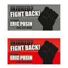 Graphic Design Contest Entry #39 for Design a billboard for Injury Attorney Eric Posin
