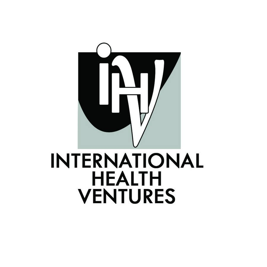 Konkurrenceindlæg #56 for Graphic Design for International Health Ventures (ihv)