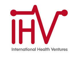 nº 12 pour Graphic Design for International Health Ventures (ihv) par hoch2wo