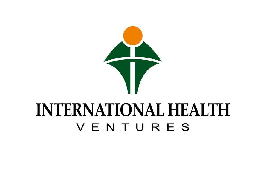 Inscrição nº 4 do Concurso para Graphic Design for International Health Ventures (ihv)