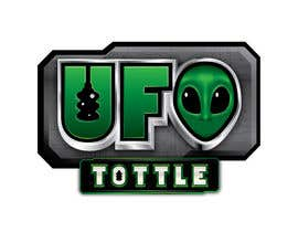 #83 for Design a Logo for Energy Drink - UFO TOTTLE af mattosumi