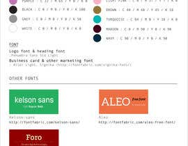 #13 for Easy Money Guys! Need a palette of colours and selection of fonts for our business. af noninoey