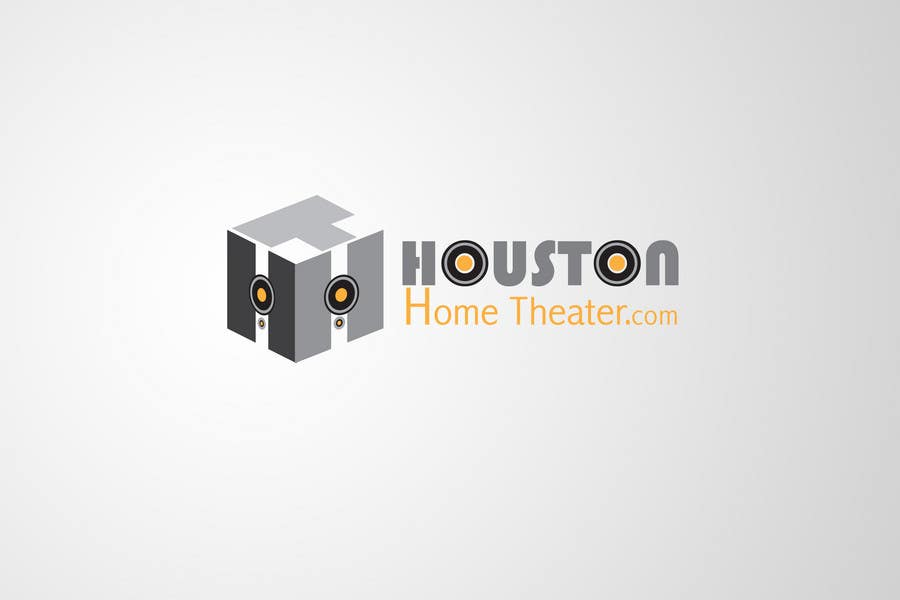 #72 for Graphic Design for Houston#Home%Theater$com by xzenashok
