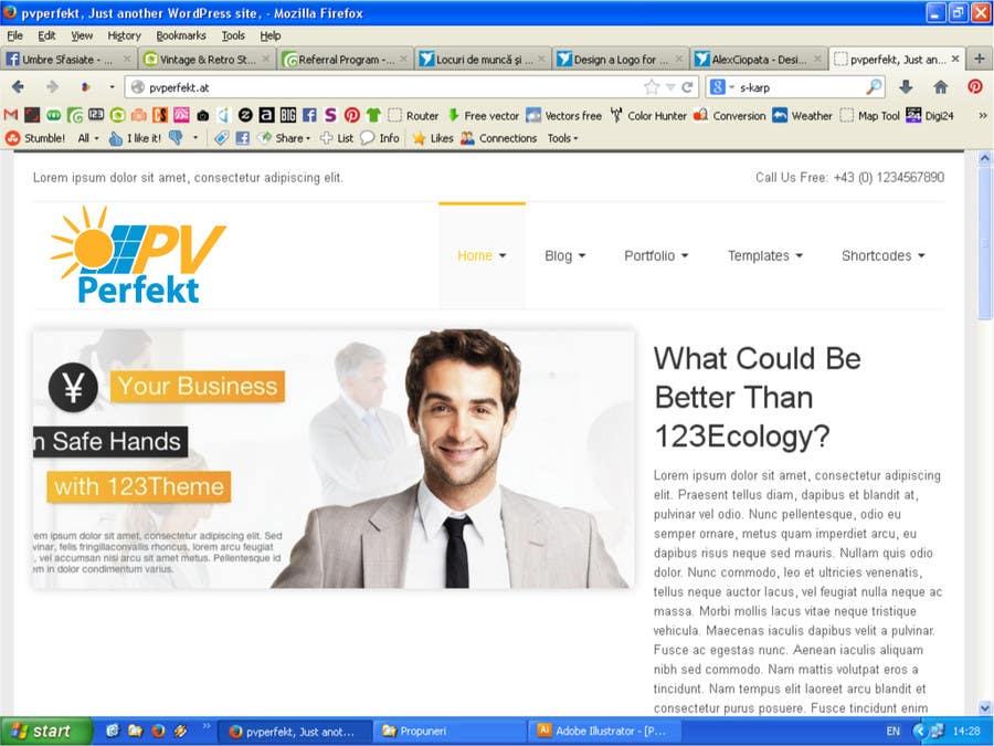 #55 for Design a Logo for Website by AlexCiopata