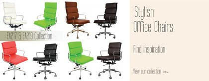 #6 for Design a Banner for Office Chairs by llpromo