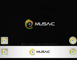 #478 para Logo Design for Musaic Ltd. por uzumaki