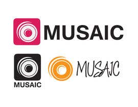 #417 para Logo Design for Musaic Ltd. por saaraan