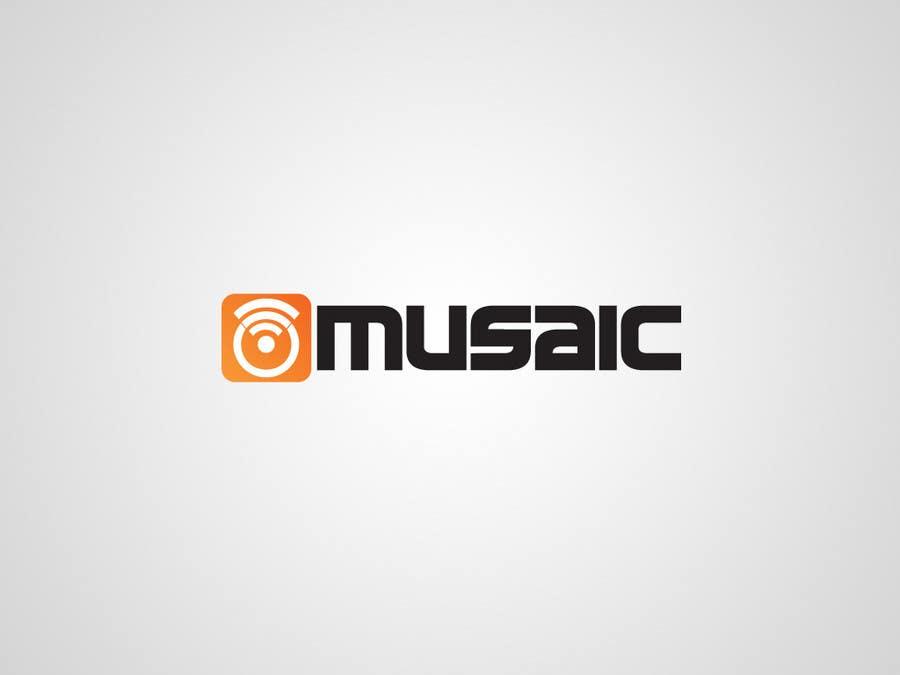 Contest Entry #                                        347                                      for                                         Logo Design for Musaic Ltd.