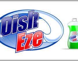 #53 para Logo Design for Dish washing brand - Dish - Eze por bigrich74
