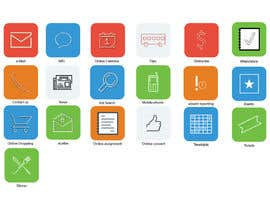 #24 for Design some Icons for Our apps af darefremov