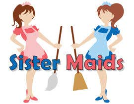 nº 13 pour Design a Logo for maid website par AKWebFX