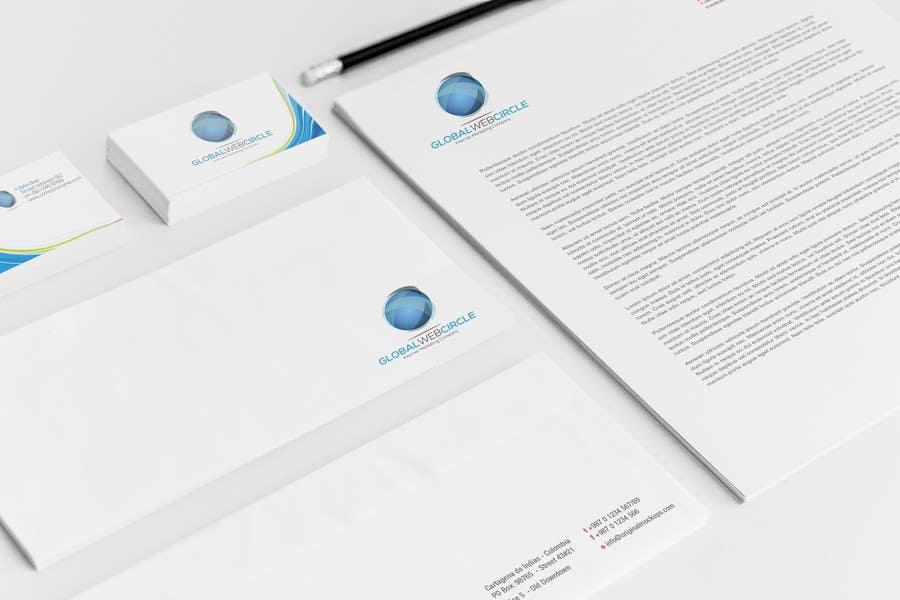 #76 for Logo for Global Web Circle by mekuig