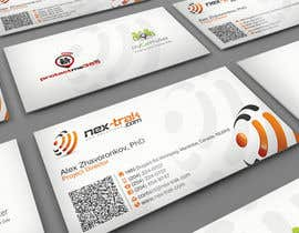#10 for Design some Business Cards for Nex-Trak.com by midget