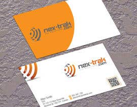 jobee tarafından Design some Business Cards for Nex-Trak.com için no 7