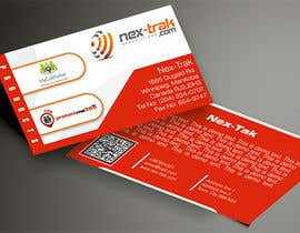 #9 for Design some Business Cards for Nex-Trak.com by webcloud9