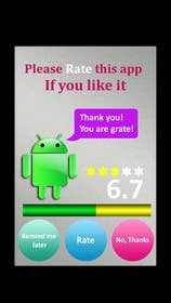 #15 for Rating Motivation Screen for Android App by dulphy82